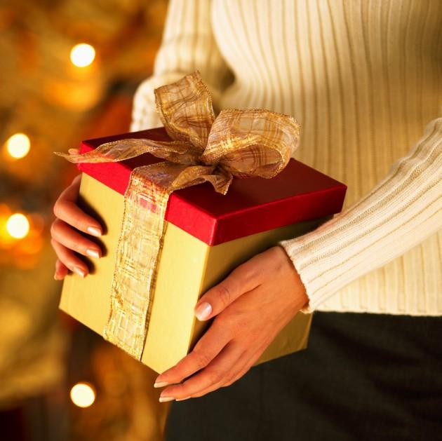 festive Christmas present