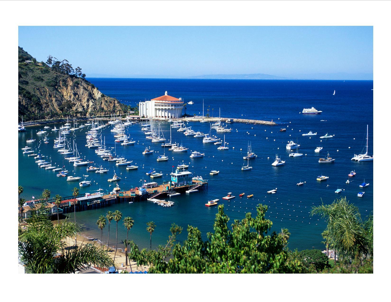 Catalina Island California Weather In January