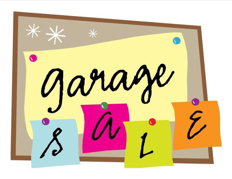 building plans garage sale