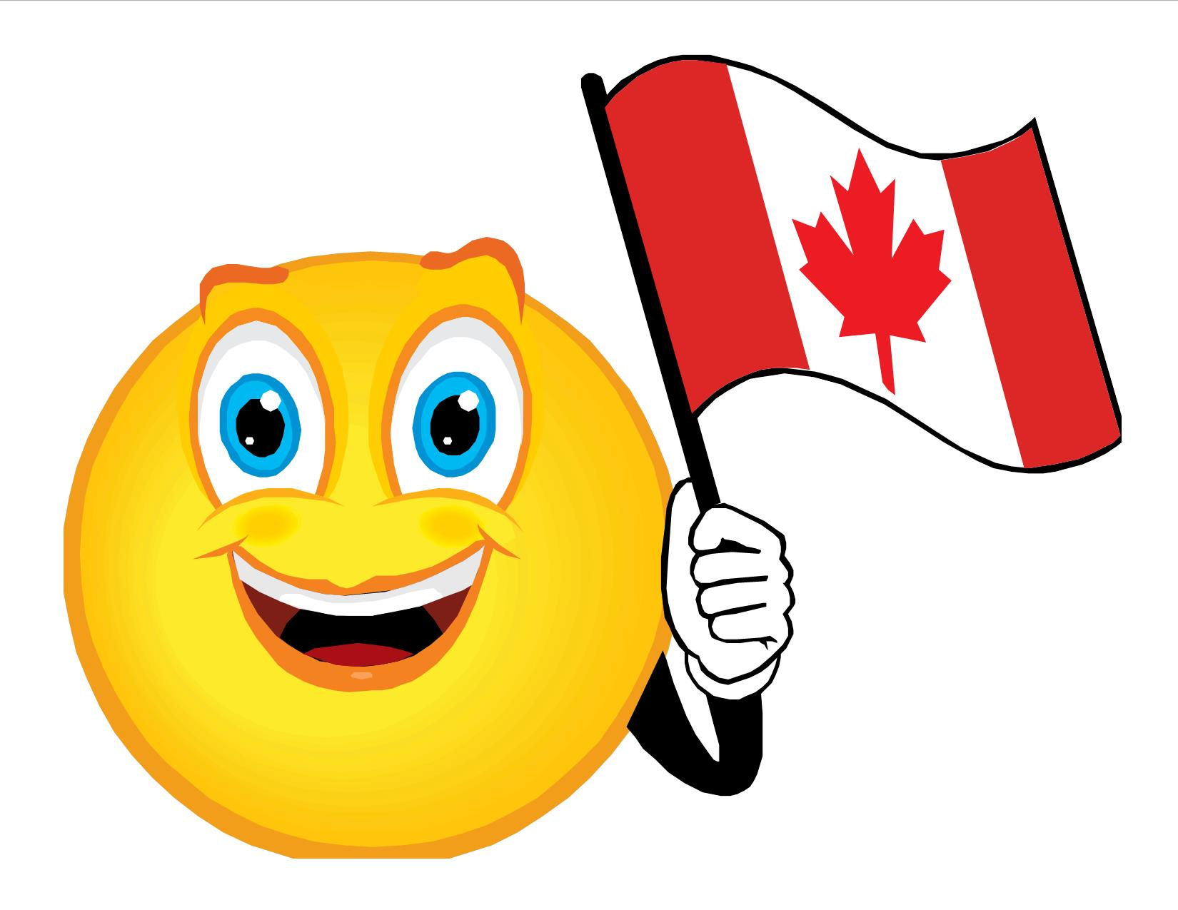 Happy Canada Day Imconfident
