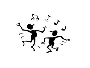 2 dancing